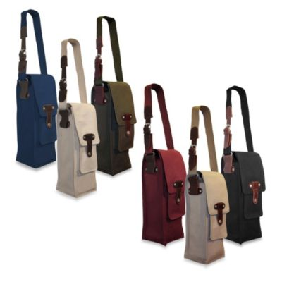 Park B. Smith Cargo Wine Bag