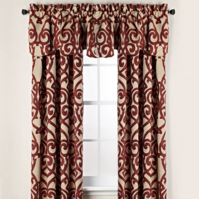 Pennington Rod Pocket 63-Inch Window Curtain Panel