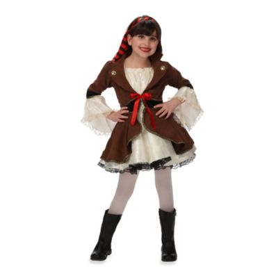 Just Pretend® Enchanted Pirate Princess Size Medium Costume