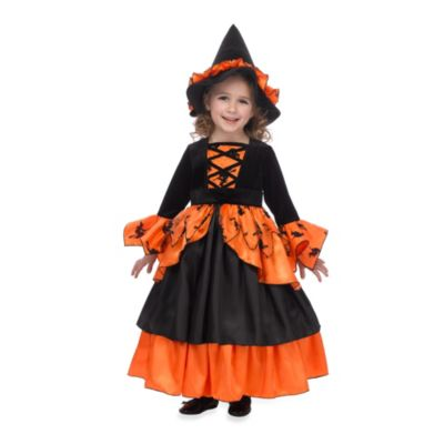 Just Pretend® Enchanted Pumpkin Witch Fairy Child's Costume