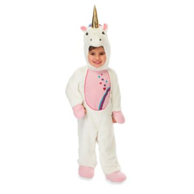 Just Pretend® Unicorn Size Small (1T-2T) Toddler Animal Costume