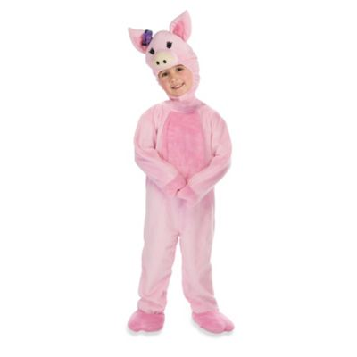 Just Pretend® Pig Size Small (1T-2T) Toddler Animal Costume