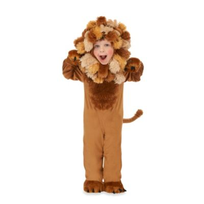Just Pretend® Lion Size Large (3T-4T) Toddler Animal Costume