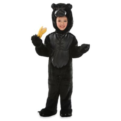Just Pretend® Gorilla Size Large (3T-4T) Toddler Animal Costume