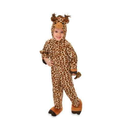 Just Pretend® Giraffe Size Large (3T-4T) Toddler Animal Costume