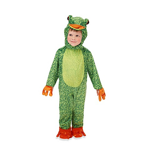Just Pretend® Pond Frog Size Small (1T-2T) Toddler Animal Costume