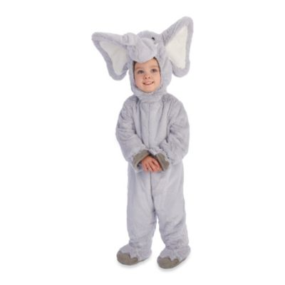 Just Pretend® Elephant Size Small (1T-2T) Toddler Animal Costume
