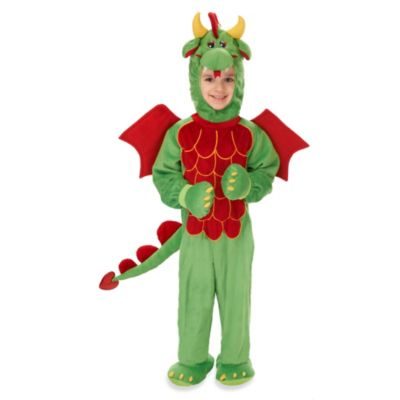 Just Pretend® Dragon Monster Size Large (3T-4T) Toddler Animal Costume