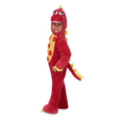 Just Pretend® Dino Girl Size Large (3T - 4T) Toddler Animal Costume