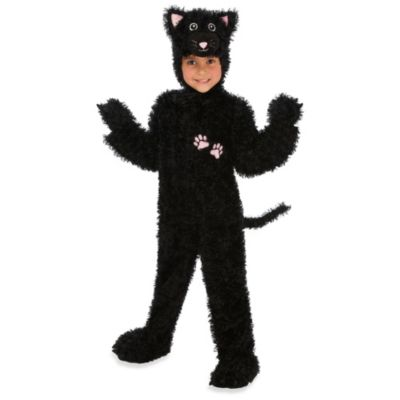 Just Pretend® Black Cat Size Large (3T-4T) Toddler Animal Costume