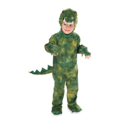 Just Pretend® Alligator Toddler Size Large (3T-4T) Animal Costume