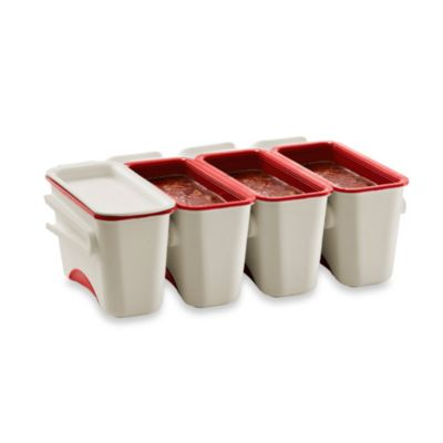Lekue Portion Saver (Set of 4)
