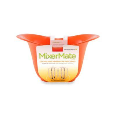 MixerMate™ 3-Quart Capacity Mixing Bowl in Orange