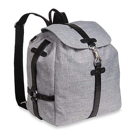 buy lassig green label backpack diaper bag in black. Black Bedroom Furniture Sets. Home Design Ideas