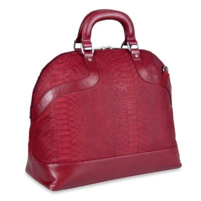 Lassig Tender Bowler Diaper Bag in Red Dragon