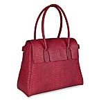 Lassig Tender Brief Diaper Bag in Red Dragon