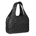 Lassig Glam Global Diaper Bag in Black