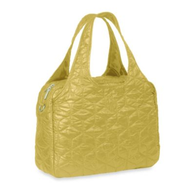 Lassig Glam Global Diaper Bag in Lime