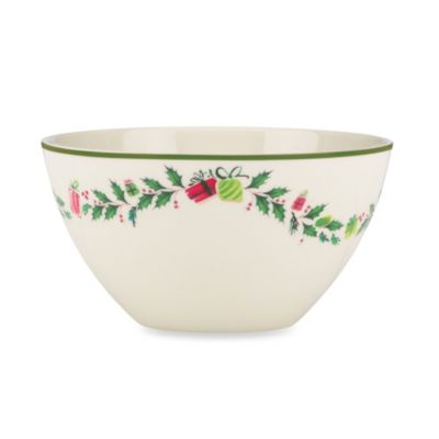 Lenox® Holiday Illustrations 24 oz. Bowl