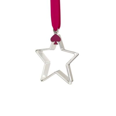 kate spade new york Tough Cookie Star Ornament