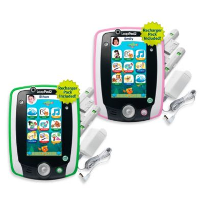 LeapFrog® LeapPad2 Power Learning Tablet in Pink