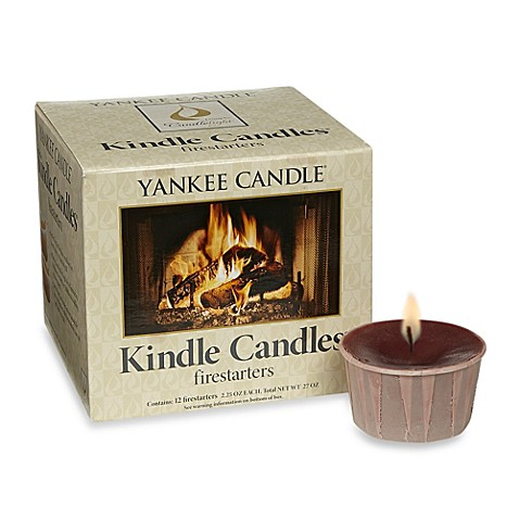 Yankee Candle 174 12 Count Kindle Candle 174 Firestarters