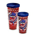 Tervis® Guy Harvey Coast Guard Wrap Tumblers with Blue Lid