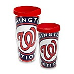 Tervis® Washington Nationals Wrap Tumblers with Red Lid