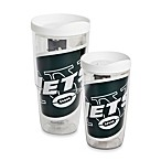 Tervis® New York Jets Wrap Tumblers with White Lid