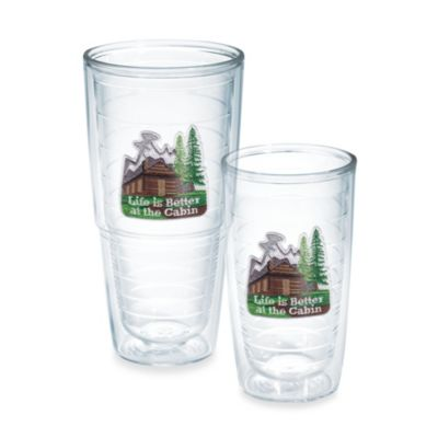 Tervis® Life is Better at the Cabin 16-Ounce Tumbler