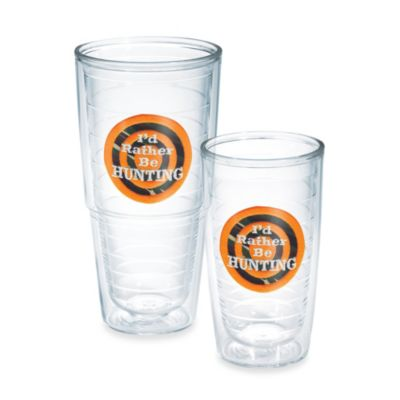 """Tervis® """"I'd Rather Be Hunting"""" 16-Ounce Tumbler"""