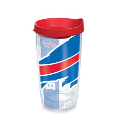Tervis® Buffalo Bills 16-Ounce Wrap Tumbler with Red Lid