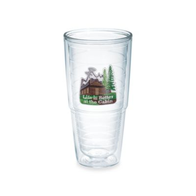 Tervis® Life is Better at the Cabin 24-Ounce Tumbler