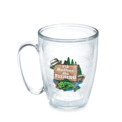 Tervis® I'd Rather be Fishing 15-Ounce Mug