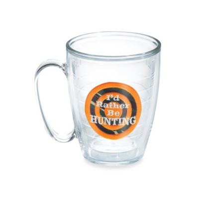 Tervis® I'd Rather be Hunting 15-Ounce Mug