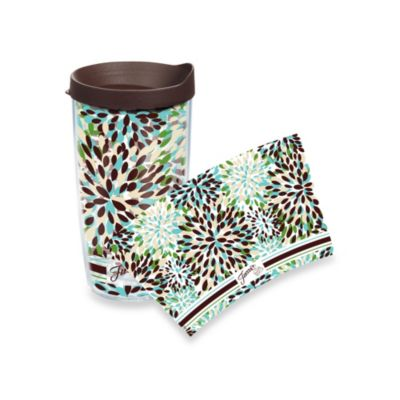 Tervis® Paisley Lapis Fiesta® Wrap 16-Ounce Tumbler with Lid in Cobalt Blue