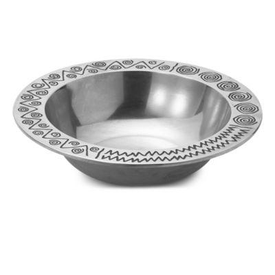Wilton Armetale® Reggae 11-3/4-Inch Round Bowl
