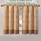 Rooster Window Curtain Tier Pairs