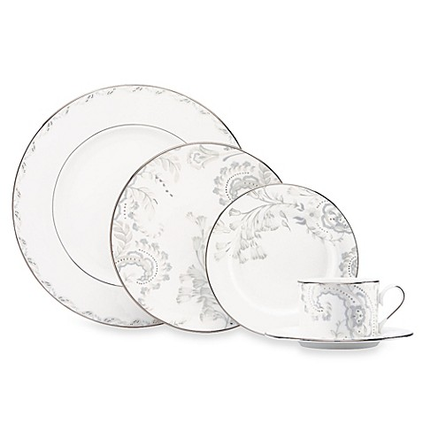 Marchesa by Lenox® Paisley Bloom 5-Piece Dinnerware Set