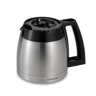 Grind And Brew Coffee Maker Bed Bath And Beyond : Cuisinart Thermal Replacement Carafe - www.BedBathandBeyond.com
