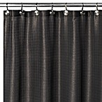 Gilded 70-Inch x 72-Inch Shower Curtain in Black