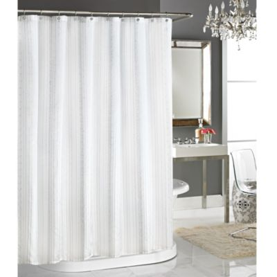 Cascade 72-Inch x 72-Inch Shower Curtain