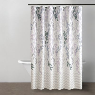 DKNY Spring Willow Shower Curtain