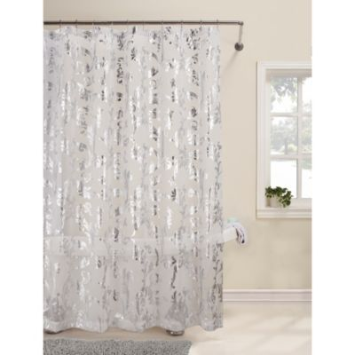 Talia 72-Inch x 72-Inch Shower Curtain