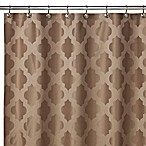 Tangiers 72-Inch x 72-Inch Shower Curtain in Mocha