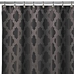 Tangiers 72-Inch x 72-Inch Shower Curtains in Grey