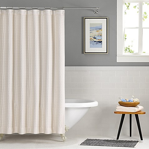 Real Simple Retreat 72 Inch x 72 Inch Shower Curtain in