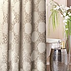 Kenzie Embroidered 72-Inch x 72-Inch Shower Curtain