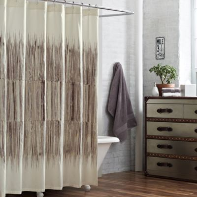 Kenneth Cole Reaction® Home Landscape Shower Curtain