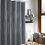 Kenneth Cole Reaction® Home Frost Shower Curtain in Grey